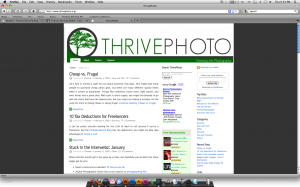 ThrivePhoto
